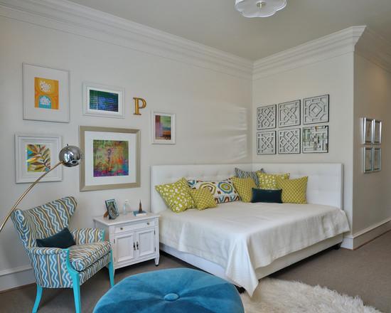 Showhouse Bedroom For Teen Girl (Houston)