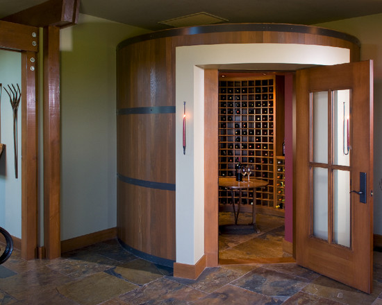 Wine Room In The Round (San Francisco)
