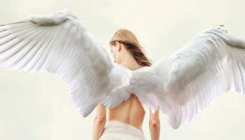 Image of Woman with wings