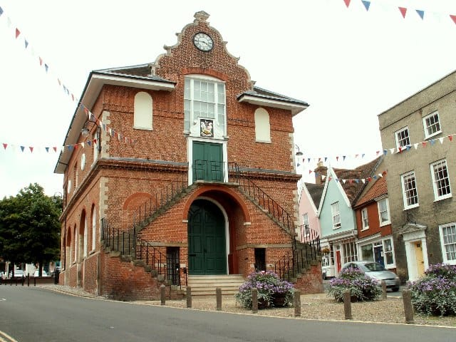 Image of Woodbridge Shire Hall