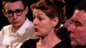 Marie Cooperperforms as Hilda