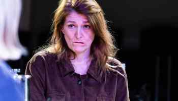 Norfolk Actor Marie Cooper playing Ann Wingate in Murder in Neighbourhood Watch