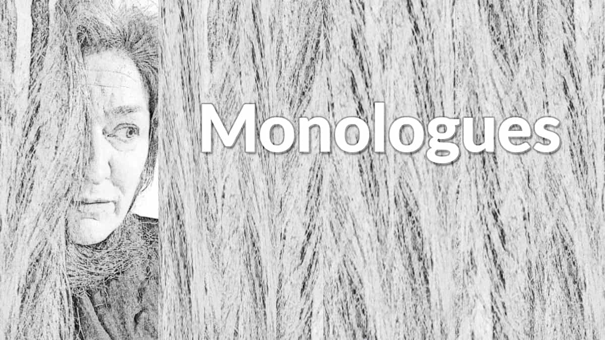 Monologues by Norwich Playwright Marie Cooper