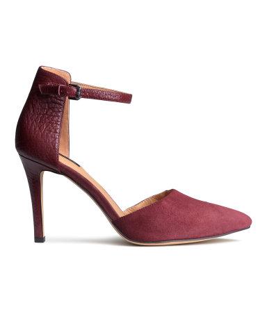 Sandaletter i läder