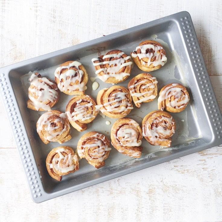 cinnamon rolls marie gourmandise