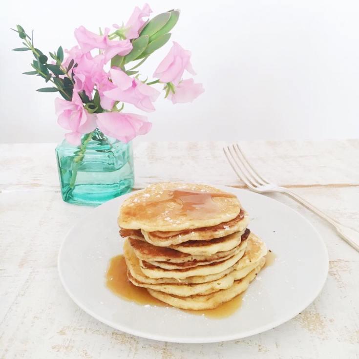 pancakes marie gourmandise