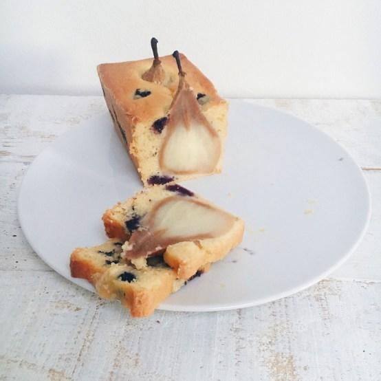 Cake aux Poires entières marie gourmandise