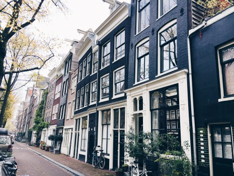 Amsterdam By Marie Gourmandise
