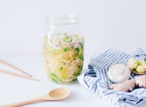 Noodles Jar by Marie Gourmandise