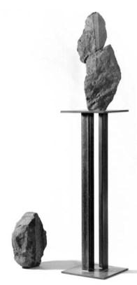 No 99 Sans titre (1989). Photo Dolores Breau. h = 182,5 cm