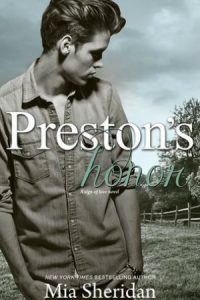 Book review: Preston's Honor ~ Mia Sheridan