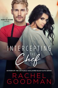 Book review: Intercepting the Chef ~ Rachel Goodman