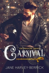 Book review + excerpt: Carnival ~ Jane Harvey-Berrick