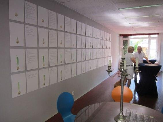Overzichtsfoto Late Lente met Marcello van Galerie Haags