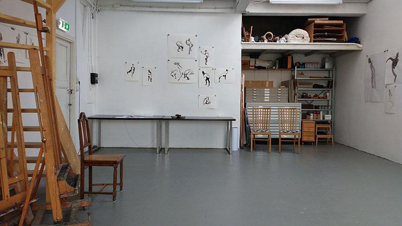 expositie atelier