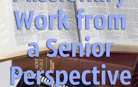 Missionary Work from a Senior Perspective