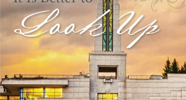 It is Better to Look Up–Book Review