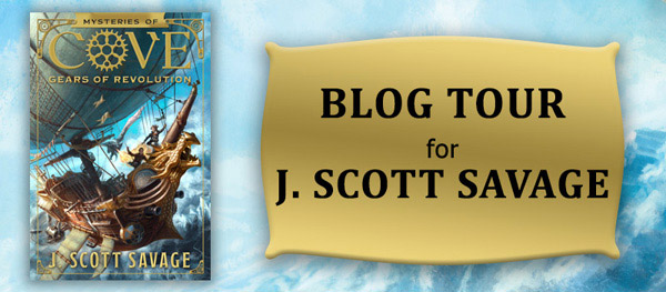 Gears of Revolution Blog Tour