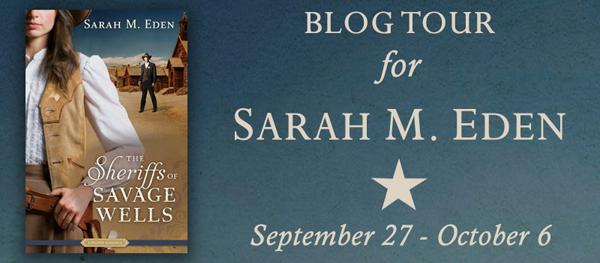 The Sheriffs of Savage Wells blog tour