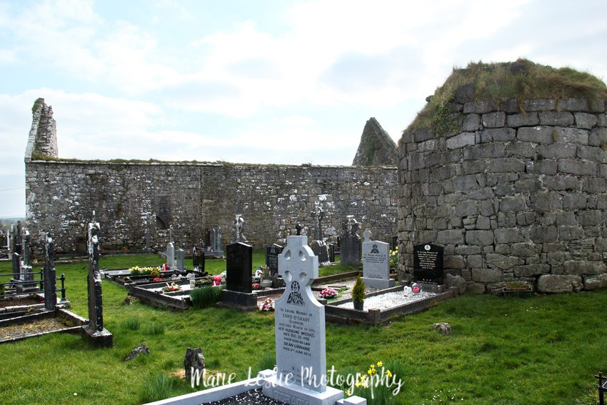 Antigua Iglesia de Killinaboy, Ireland