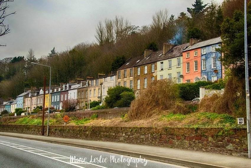 Cork Row Houses