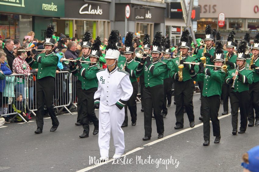 Cork St. Patricks Day Parade