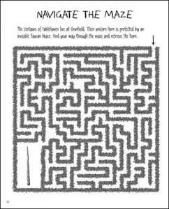 fablehaven-maze