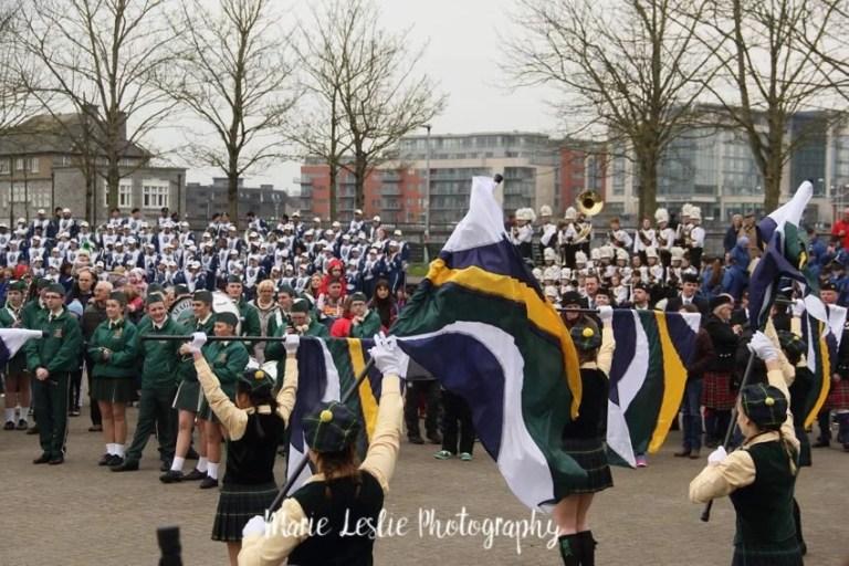 Limerick St. Patricks Festival at St. Georges Quay