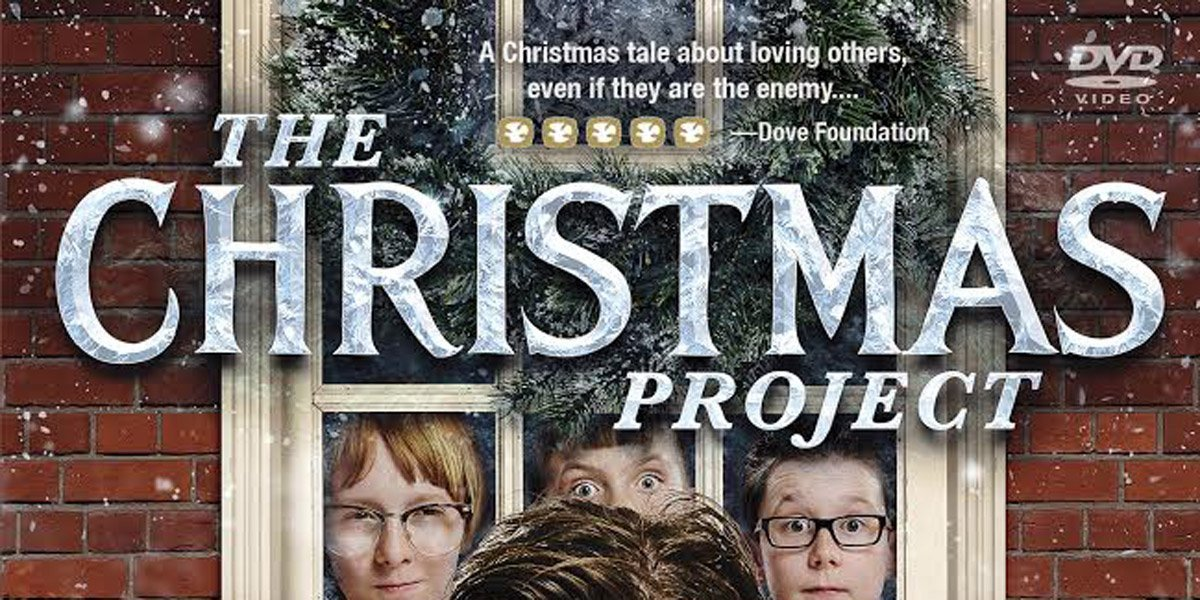 The Christmas Project.The Christmas Project Movie Review Giveaway