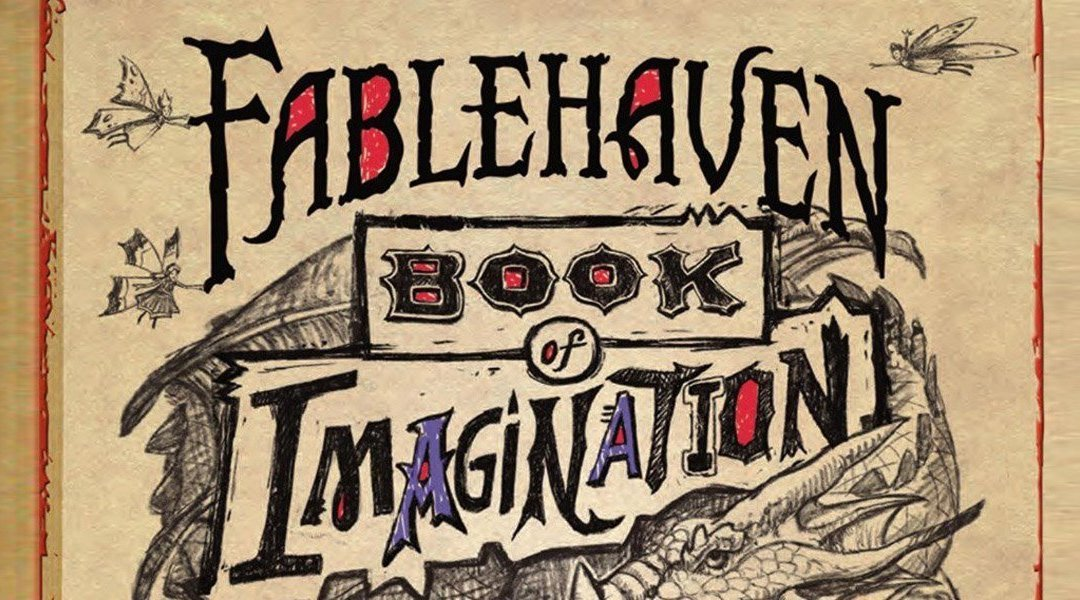 Get Creative with the Fablehaven Book of Imagination–Review