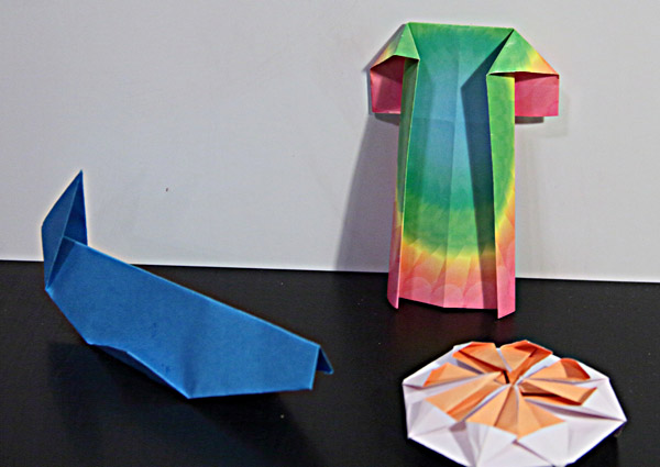 Bible Origami projects