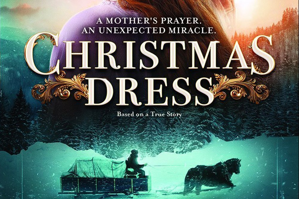 Add The Christmas Dress to Your Christmas Movie Collection