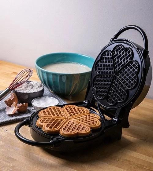 5-Heart Waffler