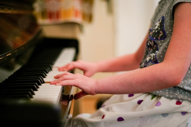 piano lessons were a failure