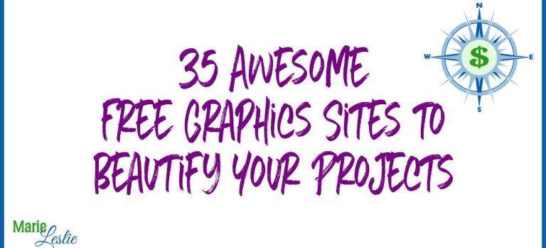 35+ Awesome Free Graphics Sites to Beautify Your Projects