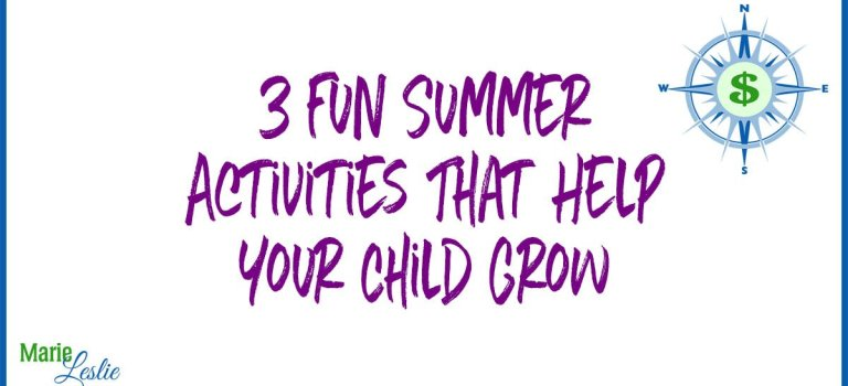 3 Fun Summer Activities That Help Your Child Grow