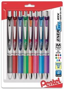 Pentel EnerGel RTX Retractable Liquid Gel Pen