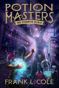 Potion Masters the Eternity Elixir
