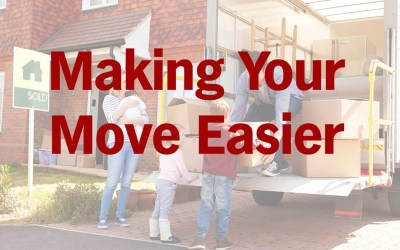 Making Your Move Easier #freechecklist