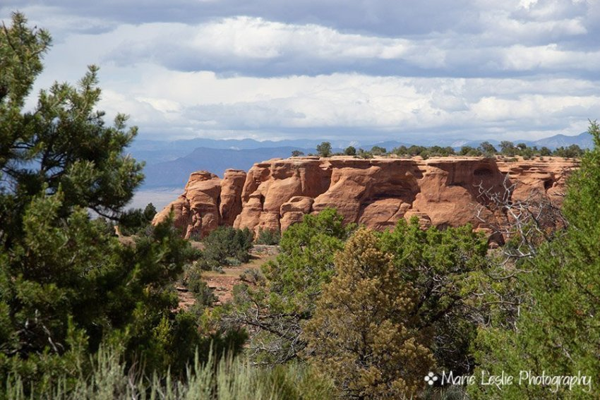 The Colorado National Monument