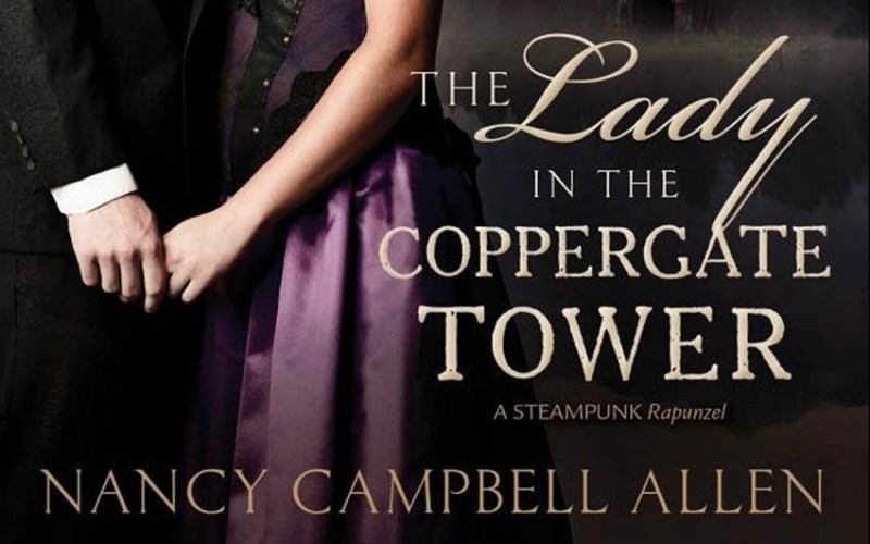 The Lady in the Coppergate Tower  #Review