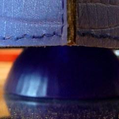 Detail Handtas op sokkel