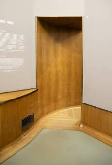 Museum Boijmans van Beuningen; uitgang zaal 12 noord