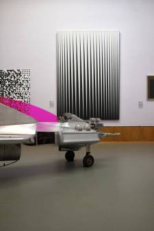 Museum Boijmans van Beuningen; vliegtuigje