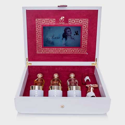 Luxury Perfume Gift Box