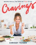 Sexiest Author: Chrissy Teigen, Cravings: Recipes for All the Food You Want to Eat