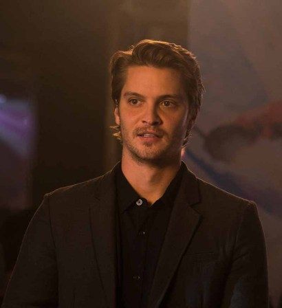 """LUKE GRIMES as Elliot Grey in """"Fifty Shades Freed,"""" the climactic chapter based on the worldwide bestselling """"Fifty Shades"""" phenomenon. Bringing to a shocking conclusion events set in motion in 2015 and 2017's blockbuster films that grossed almost $950 million globally, the film arrives for Valentine's Day 2018."""