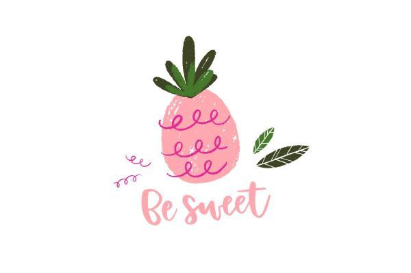 Ananas en folie - Be sweet