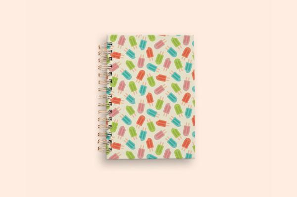 Cool Popsicles - Cahier de notes