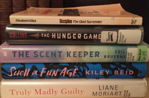 What I Read Last Month February 2020